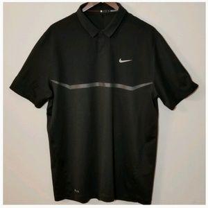 New, Men's(L) Nike,Tiger Woods,S/S, Pro Golf Shirt